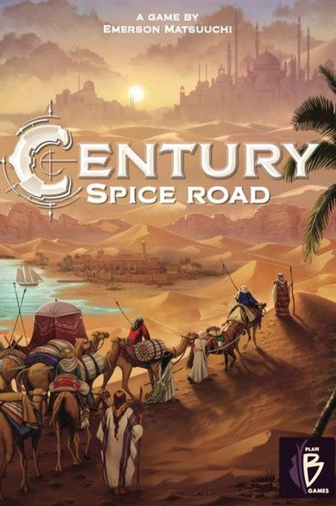 Century - Spice Road