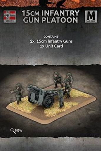 Flames Of War - 15cm Infantry Gun Platoon (M)