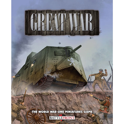 Great War Rulebook