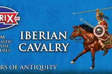 VICTRIX - 28mm Iberian Cavalry
