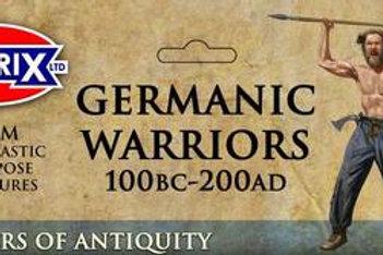 VICTRIX - 28mm Germanic Warriors