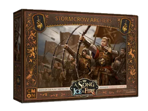 A Song Of Ice And Fire: Neutral Stormcrow Archers Expansion