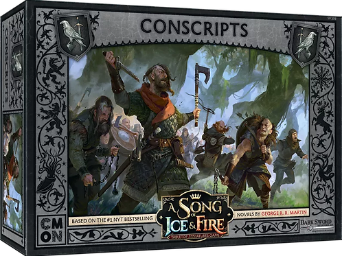 A Song Of Ice And Fire: Night's Watch Conscripts Expansion