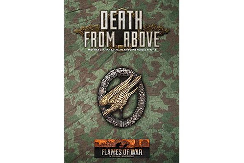 Flames Of War - Death From Above Supplement