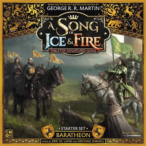 A Song Of Ice And Fire: Baratheon Starter Set