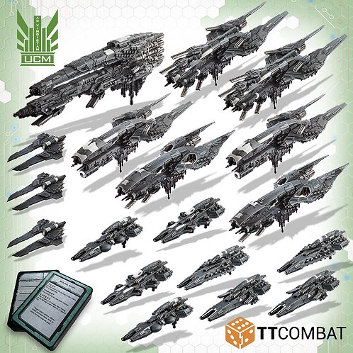 UCM Battlefleet