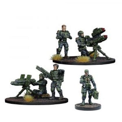 GCPS Anti Tank Weapons Teams