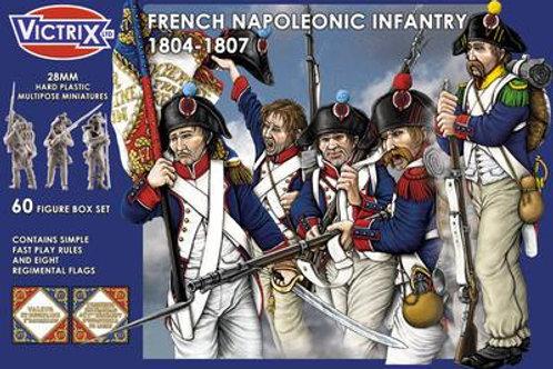 VICTRIX - French Napoleonic Infantry 1804 - 1807 (28mm)