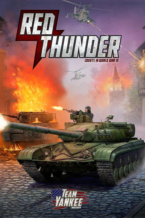 Team Yankee - Red Thunder Supplement