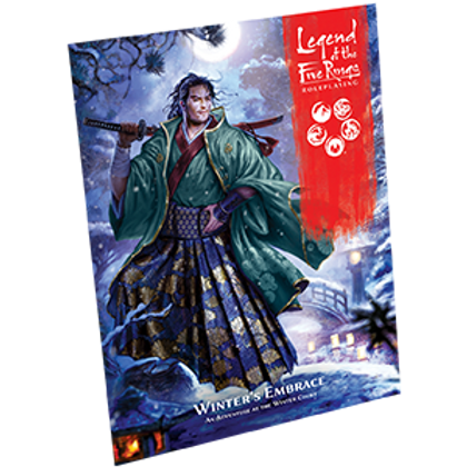 Legend Of The 5 Rings RPG: Winter's Embrace Supplement