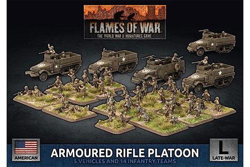Flames Of War - Armoured Rifle Platoon [UBX75]