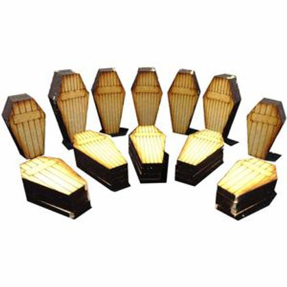 Coffin Set