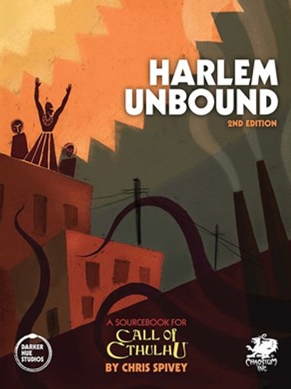 Call Of Cthulhu: Harlem Unbound Supplement (2nd Edition)