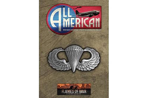 Flames Of War - All American Supplement