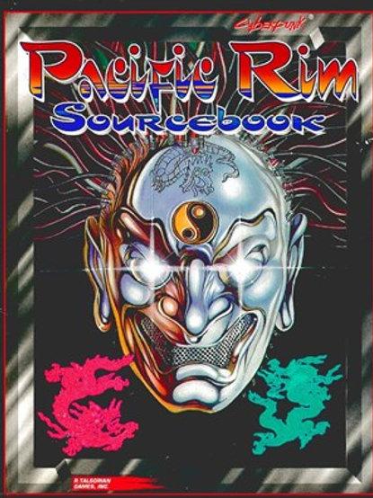 Cyberpunk 2020 RPG: Pacific Rim Supplement
