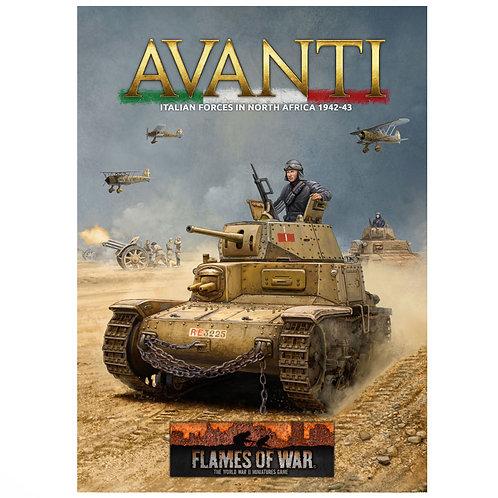 Flames Of War - Avanti Supplement