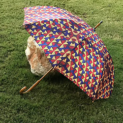 CHIMA - AFRICAN PRINT UMBRELLA