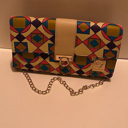 UCHENNA - AUTHENTIC AFRICAN CLUTCH