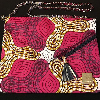OBIANUJU - AUTHENTIC AFRICAN CLUTCH