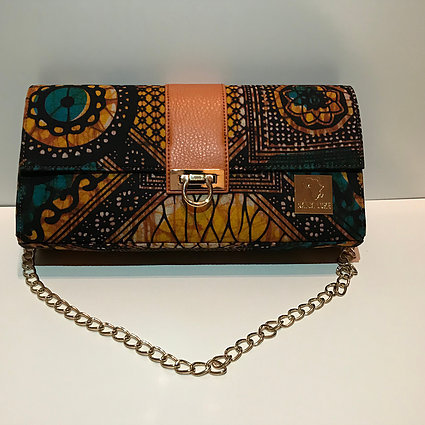 AYOPO- AUTHENTIC AFRICAN CLUTCH