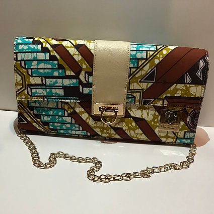 OGONNA - AUTHENTIC AFRICAN CLUTCH