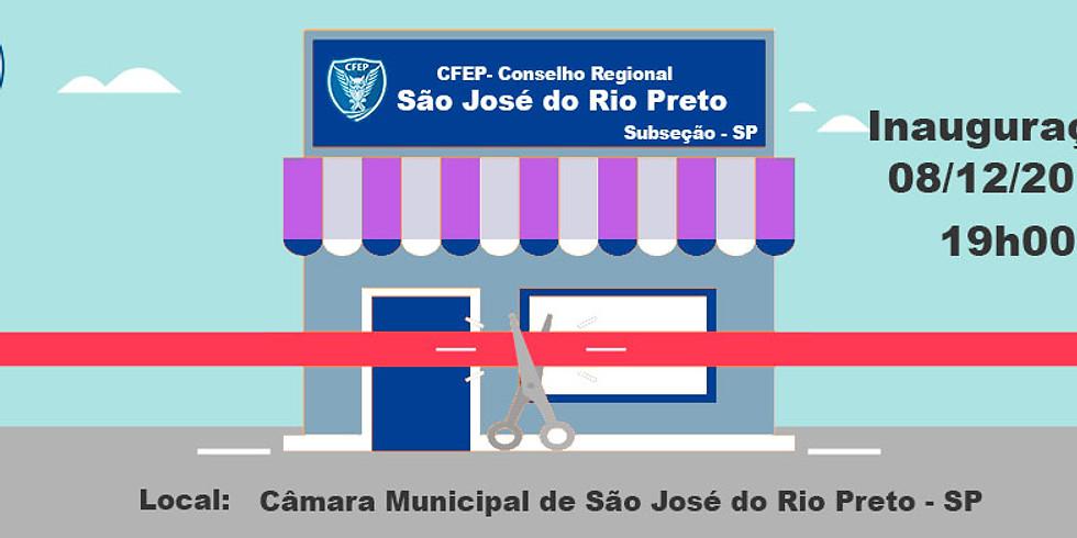 Inauguração São José do Rio Preto