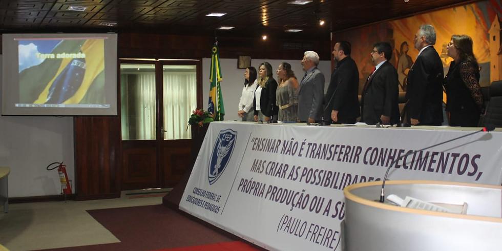 Inauguração CFEP Belém do Pará