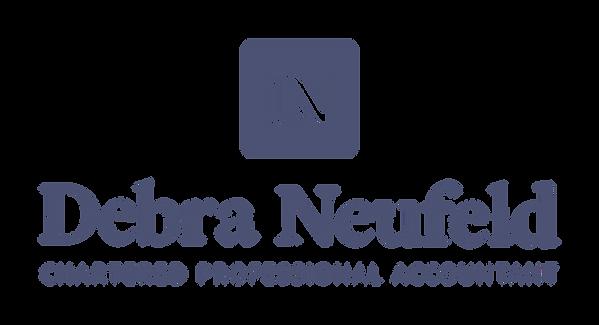 DebraNeufeld_Main_Logo_Blue.png