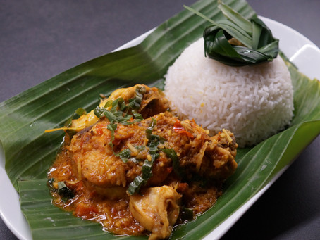 A Traditional Javanese Chicken Rendang – The 10 easy steps on making the best rendang.