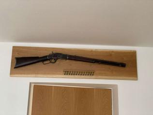 Držák na pušku