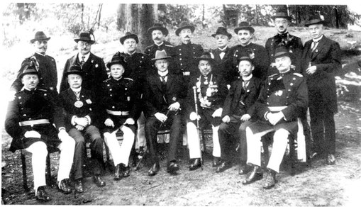 Schützenjahr 1921
