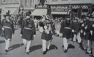 Historische Fotos St. Sebastianus Schützenbruderschaft Brühl vor 1442 e.V.