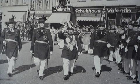 Schützenjahr 1935