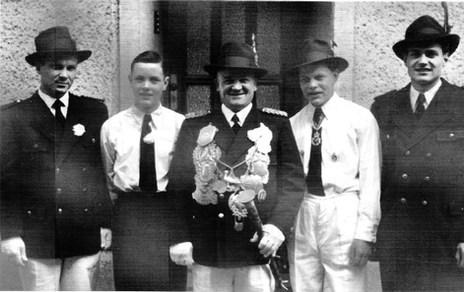 Schützenjahr 1953