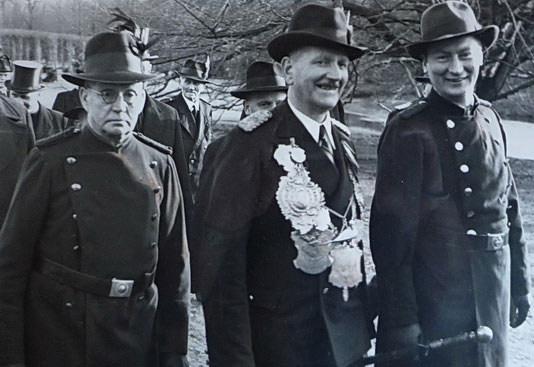 Schützenjahr 1950 (Winter)