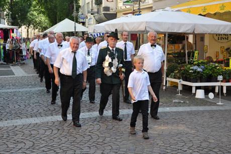 Schützenfest 18.07.2014