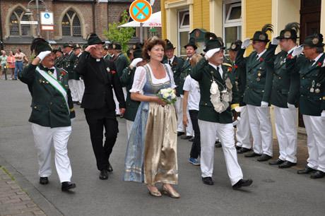 Schützenfest 20.07.2014