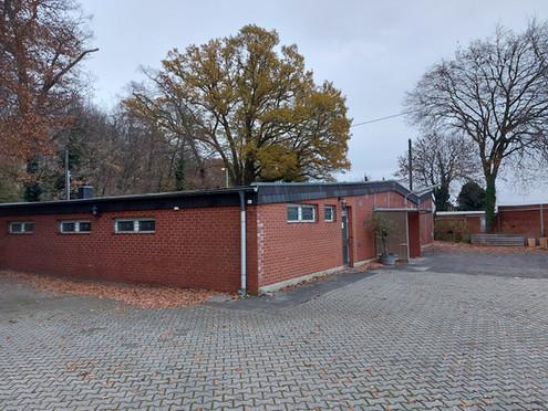 Schützenhalle außen