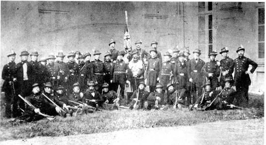 Schützenjahr 1876