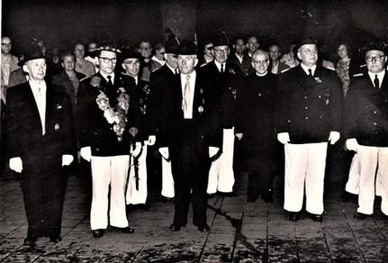 Schützenjahr 1957