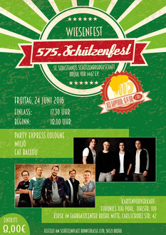 Schützenfest 24.06.2016