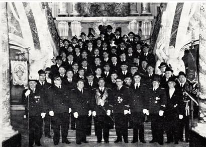 Schützenjahr 1966