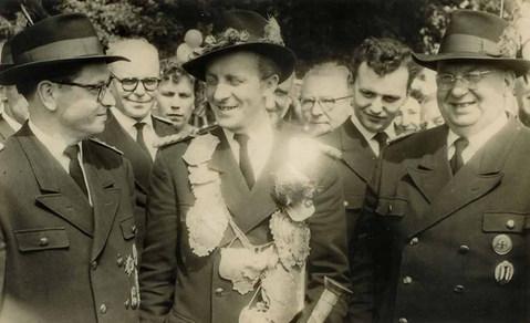 Schützenjahr 1958