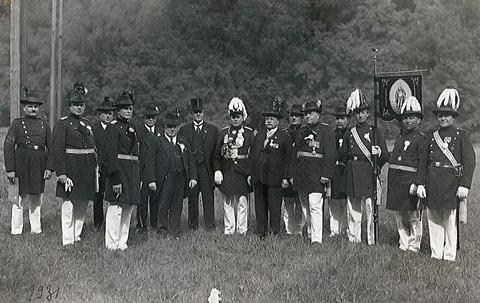 Schützenjahr 1931