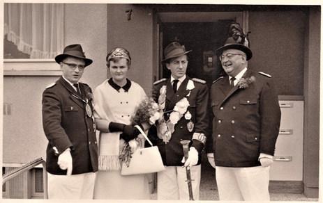 Schützenjahr 1963