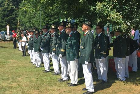 Schützenfest 15.07.2018
