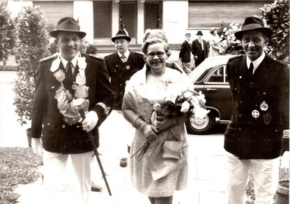 Schützenjahr 1968