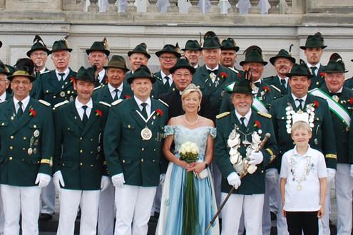 Schützenfest 19.07.2015