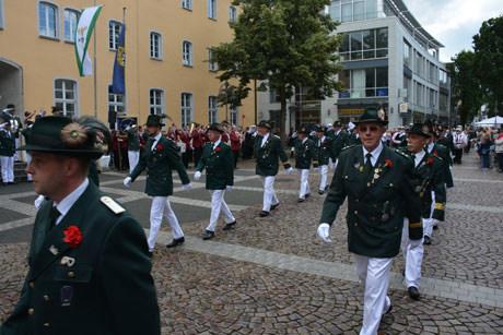 Schützenfest 26.06.2016