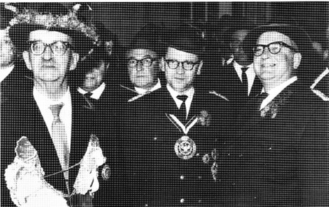Schützejahr 1961